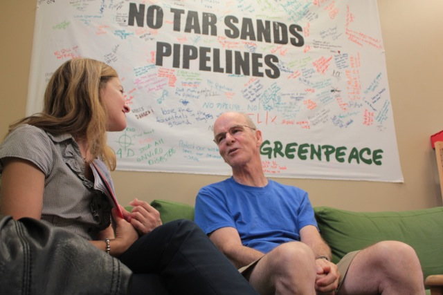 Bill Darnell Remembers the Founding of Greenpeace