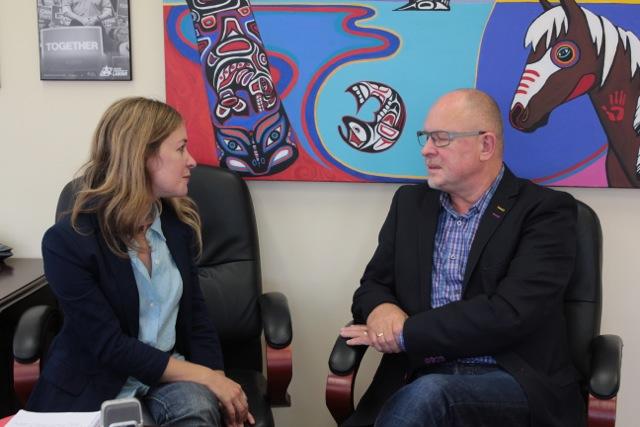 We Talk With Labour Movement's Fierce Champion Sid Ryan
